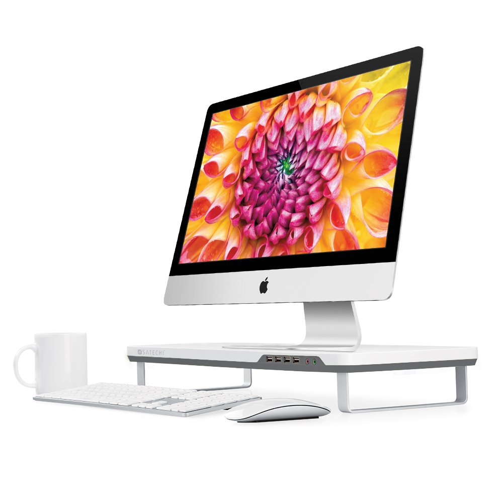 Satechi F3 Smart Monitor Stand with Four..