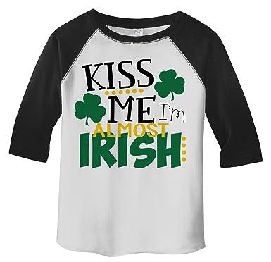 50dc0c14 Amazon.com: Shirts By Sarah Toddler Funny ST. Patrick's Day T-Shirt ...