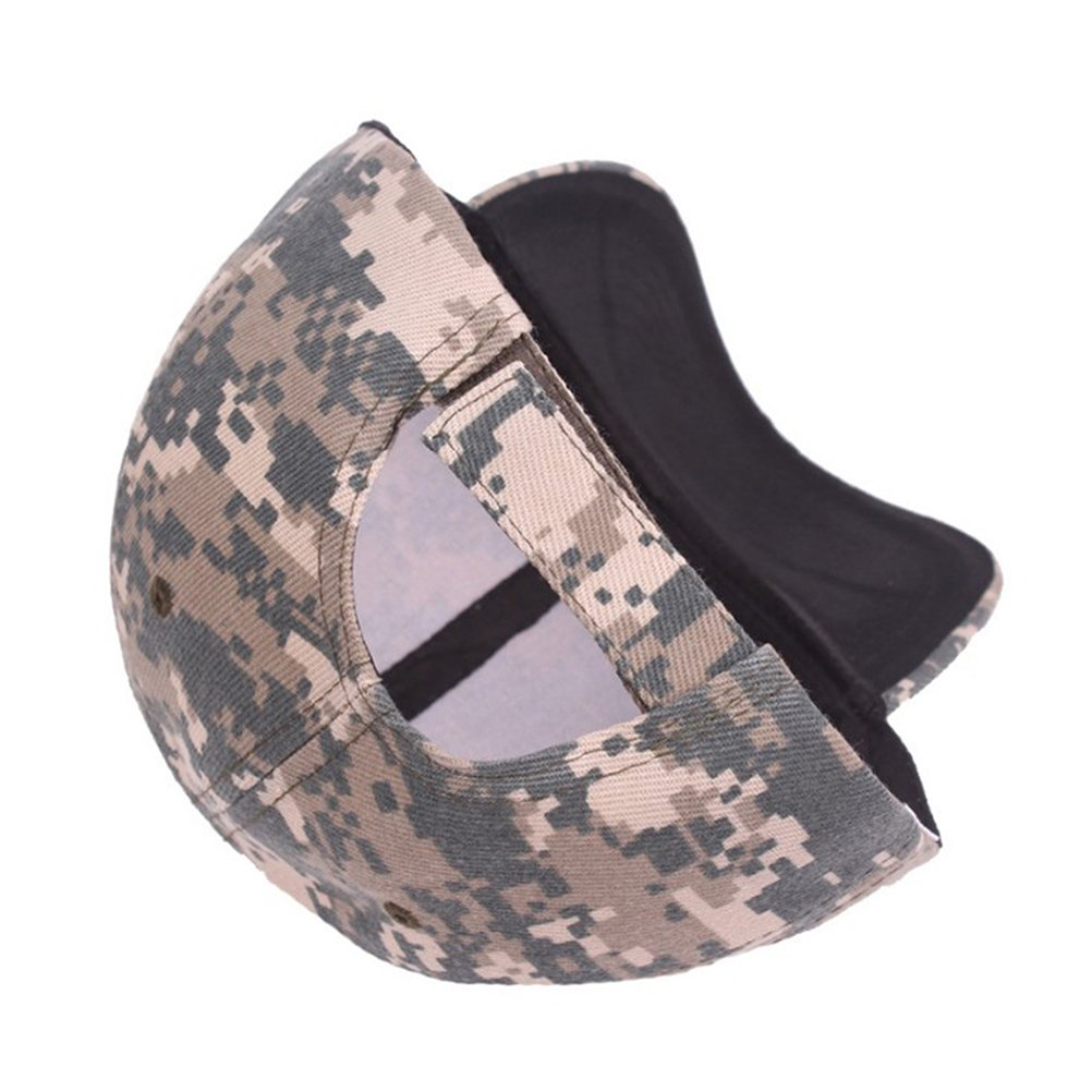 per caccia Winomo Cappellino da baseball UltraKey pesca verde mimetico attivit/à allaperto stile militare
