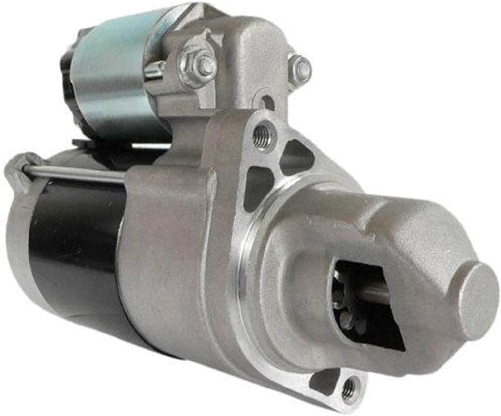 Rareelectrical New Starter Motor Compatible With Kawasaki Fs730V Fz481V Fx541V Fx600V Fx651V Fx691V Fx730V By Part Numbers 428000-6600 211637023 4280006600 MIA11626 21163-7023