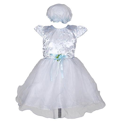 cb5afd29419ef Cinda Robe de Fête avec Bonnet pour bébé  Amazon.fr  Vêtements et  accessoires