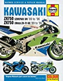 Kawasaki ZX750 Ninjas 2X7 and ZXR 750 (Haynes Service & Repair Manual)