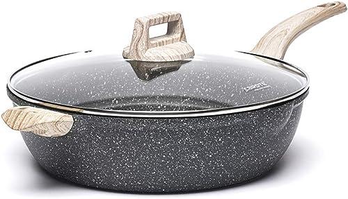 Carote 6.5-Quart Nonstick Sauté Pan