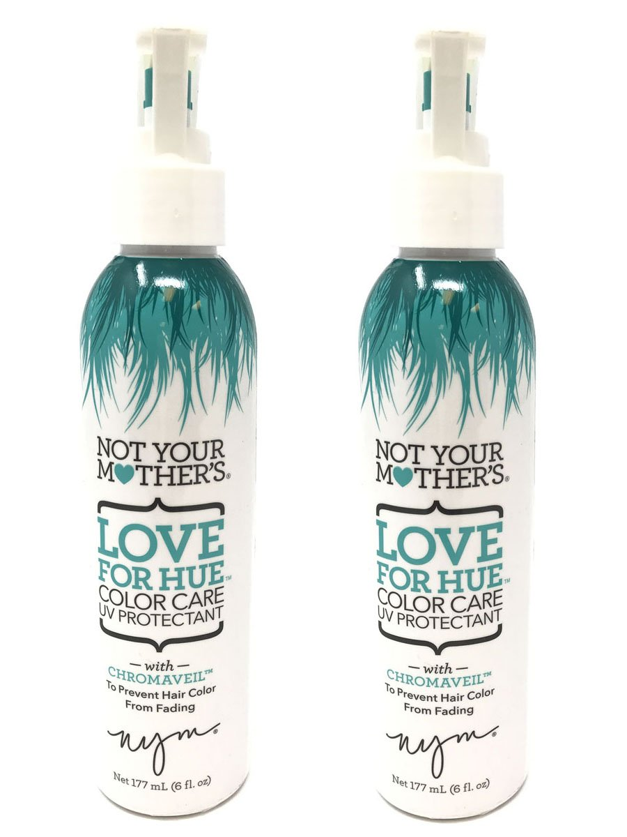 Not Your Mothers Love For Hue Uv Protectant Spray 6oz (2 Pack)