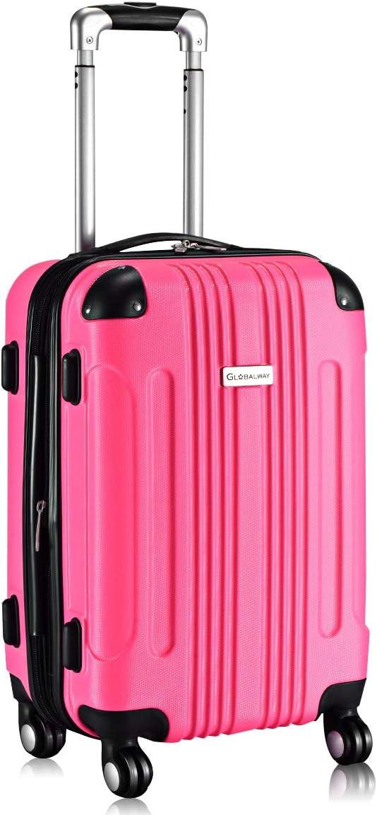 Goplus Expandable Carry On Luggage
