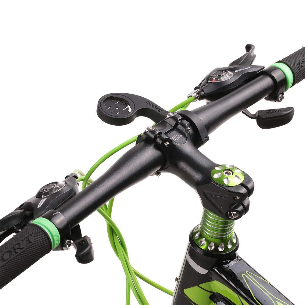 0bfc66577 Lixada Bike Soporte de GPS para manillar. Extensión Soporte de Montaje Cronómetro  Soporte para manillar de 31,8 mm.: Amazon.es: Deportes y aire libre