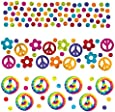 falksson Confettis de table hippie