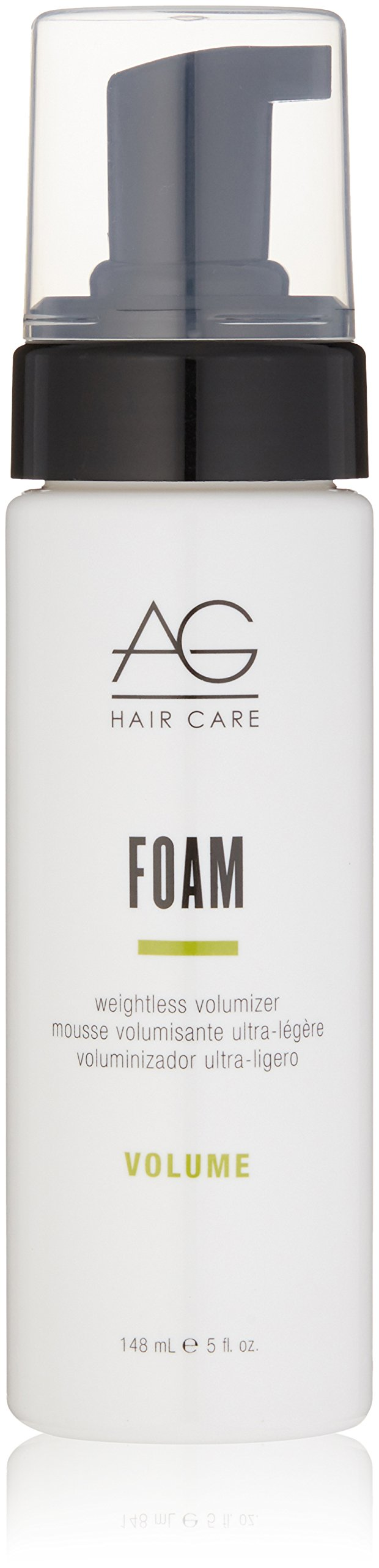 AG Hair Volume Foam Weightless Volumizer 5 fl. oz.