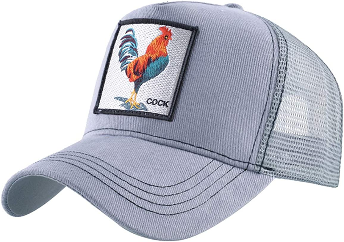 Eagle//Fox//Tiger Hats Cock Hats Animal Trucker Hat Baseball Cap Snapback