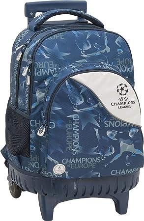 Mochila Carro Fijo Compact Champions Player: Amazon.es: Juguetes y juegos