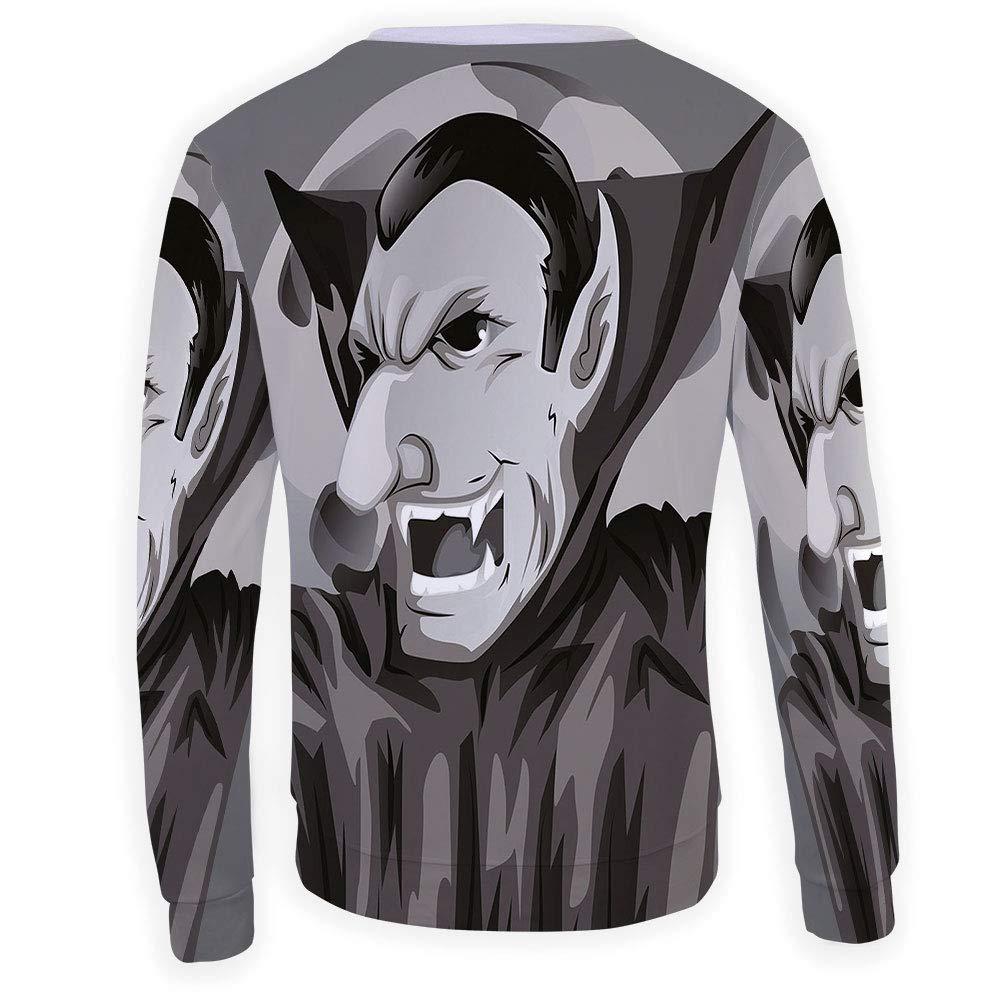 MOOCOM Adult Valentines Day Crewneck Sweatshirt