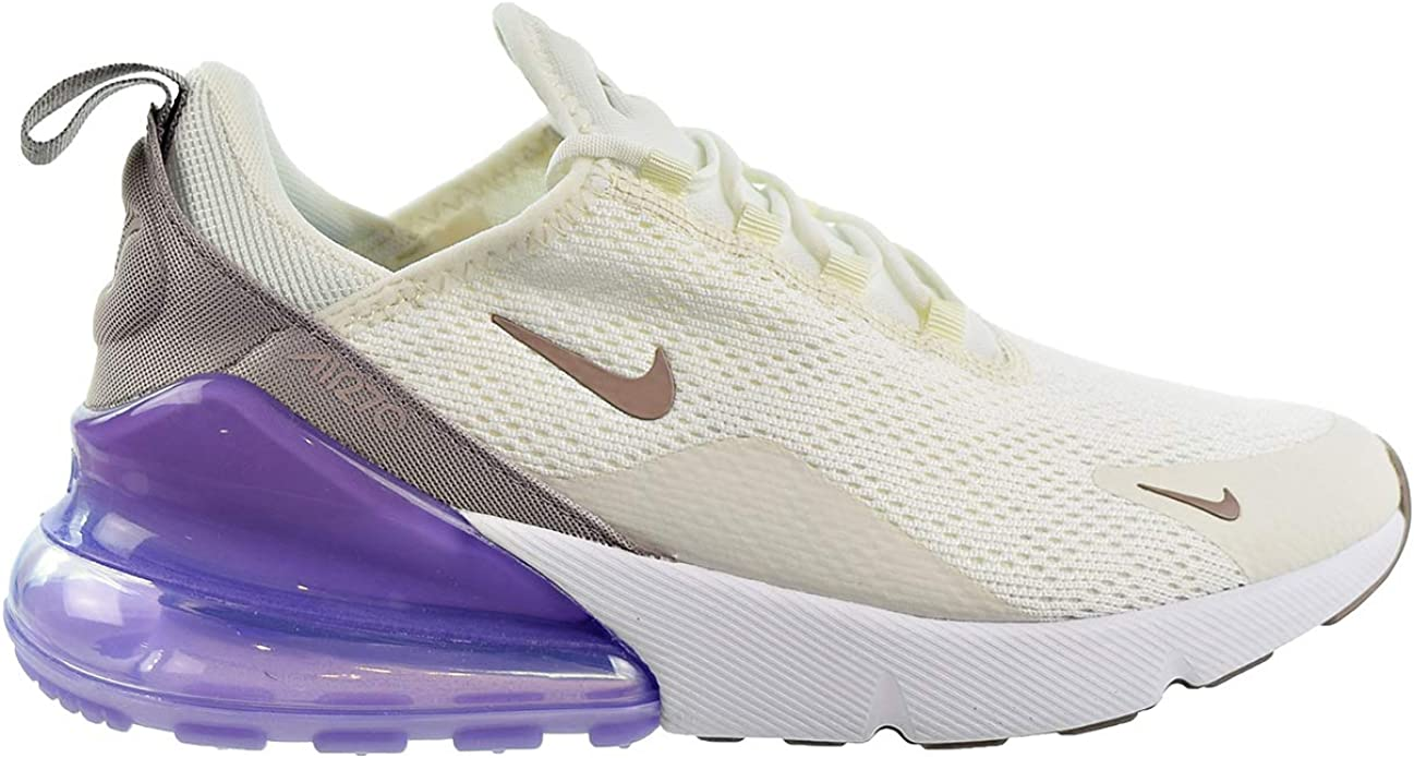 Nike Damen W Air Max 270 Fitnessschuhe, Weiß