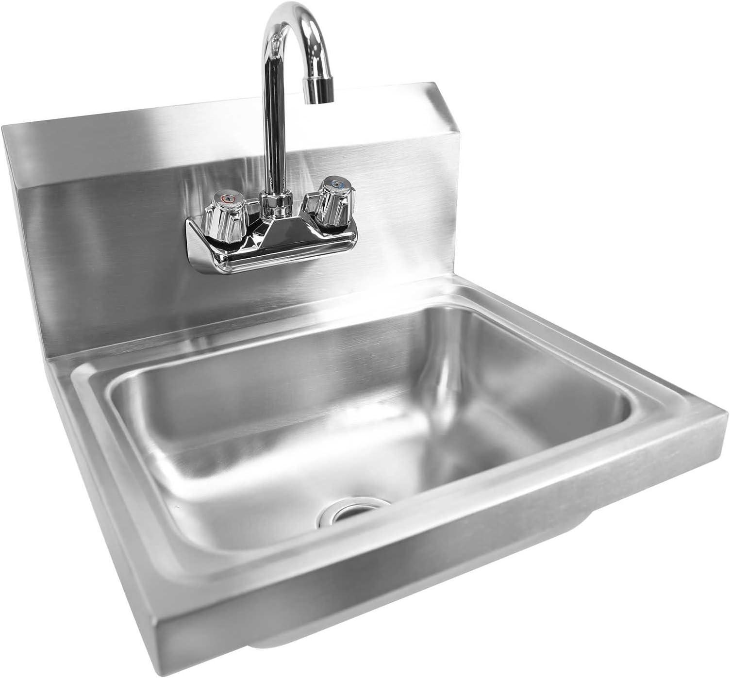 amazon com commercial sinks restaurant appliances equipment rh amazon com