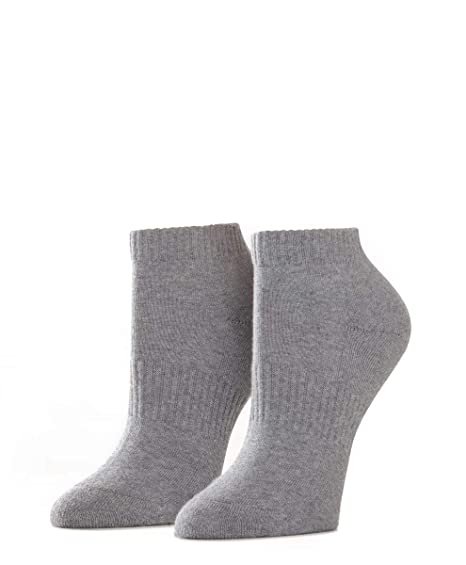 893d4303fe384 Pact Women's Ankle Socks [2 Pack] | Cushion Foot Bed, Low Cut | Made ...