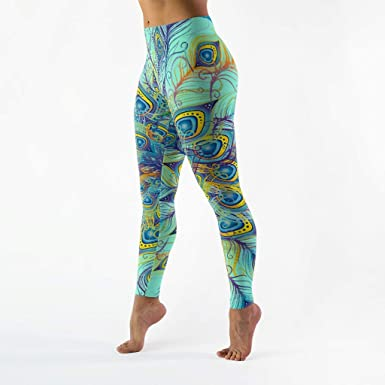 Toomjie Pantalones de Yoga para Mujer, Leggings de Talle ...