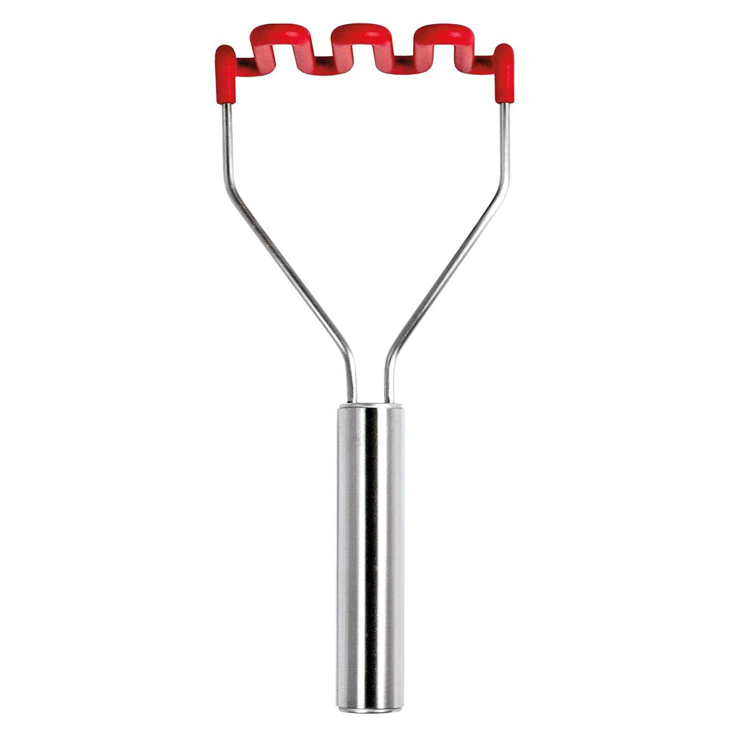 Tovolo Silicone Potato Masher - Candy Apple
