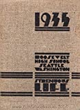 (Reprint) Yearbook: 1935 Roosevelt High School - Strenuous Life Yearbook (Seattle, WA)