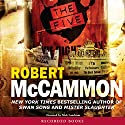 The Five Audiobook by Robert McCammon Narrated by Nick Landrum