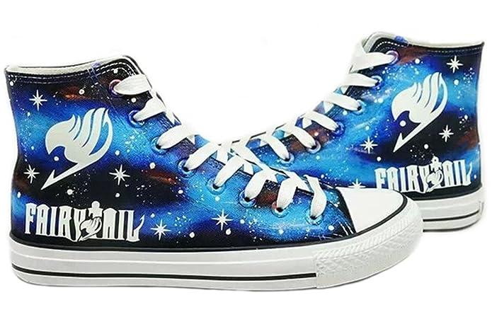 Baskets Mode Fairy Salut Chaussures Bromeo Lumineux Unisexe Toile Top Sneaker Tail UMVpGjzLqS
