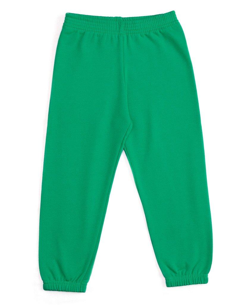 Leveret Boys Sweatpants Green 3 Years