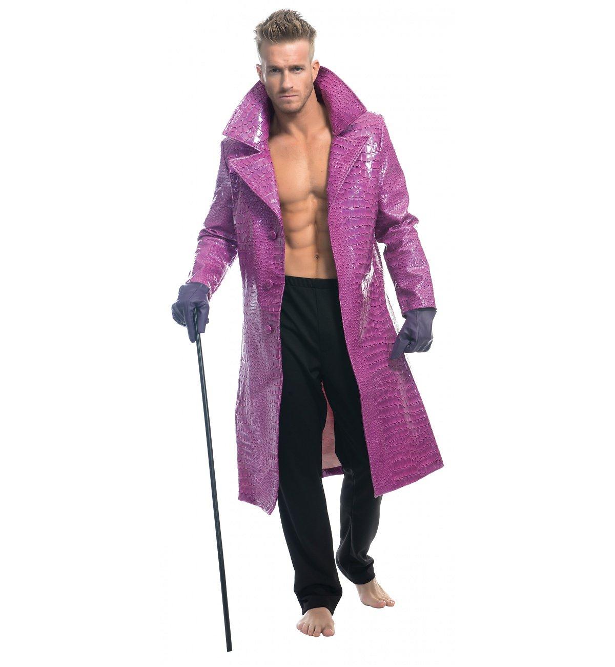 Snakeskin Coat Adult Costume - X-Large