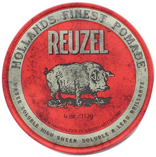 Reuzel High Sheen Red Pomade (4 oz)