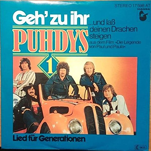Puhdys - Geh