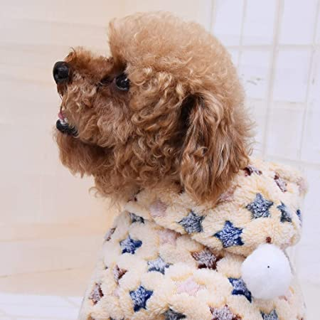 Sylar Mascotas Perro Ropa Sudaderas De Felpa para Perros Jersey De ...