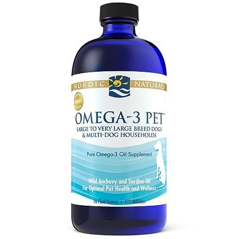 Nordic Naturals Omega 3 Aceite de Pescado líquido para Gatos y ...