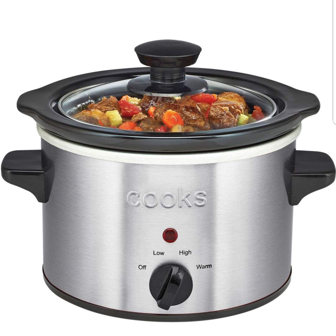 Cooks by JCP Home 1.5 Quart Slow Cooker