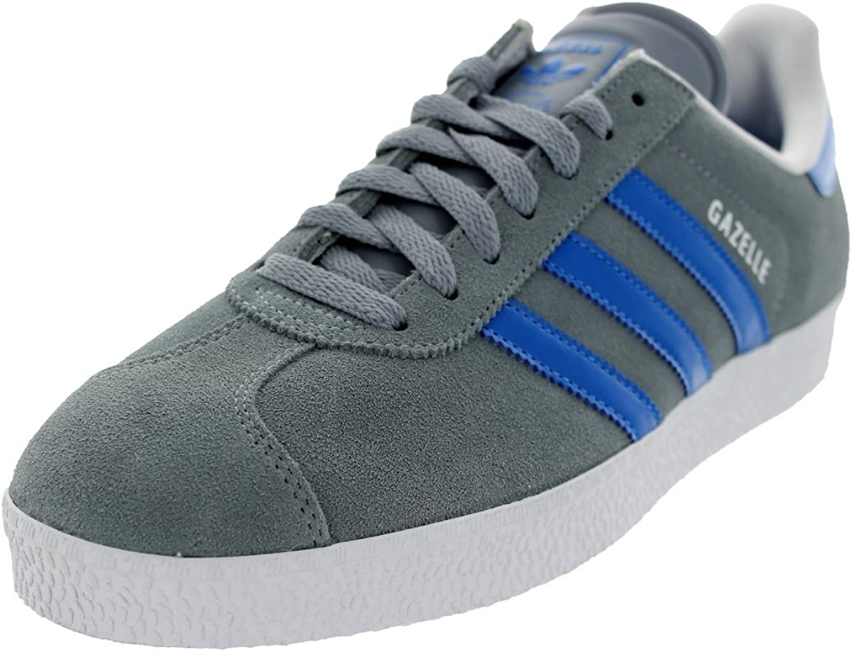 Amazon.com | adidas GAZELLE II MENS G96198 - St. Stone/Blue Bird ...