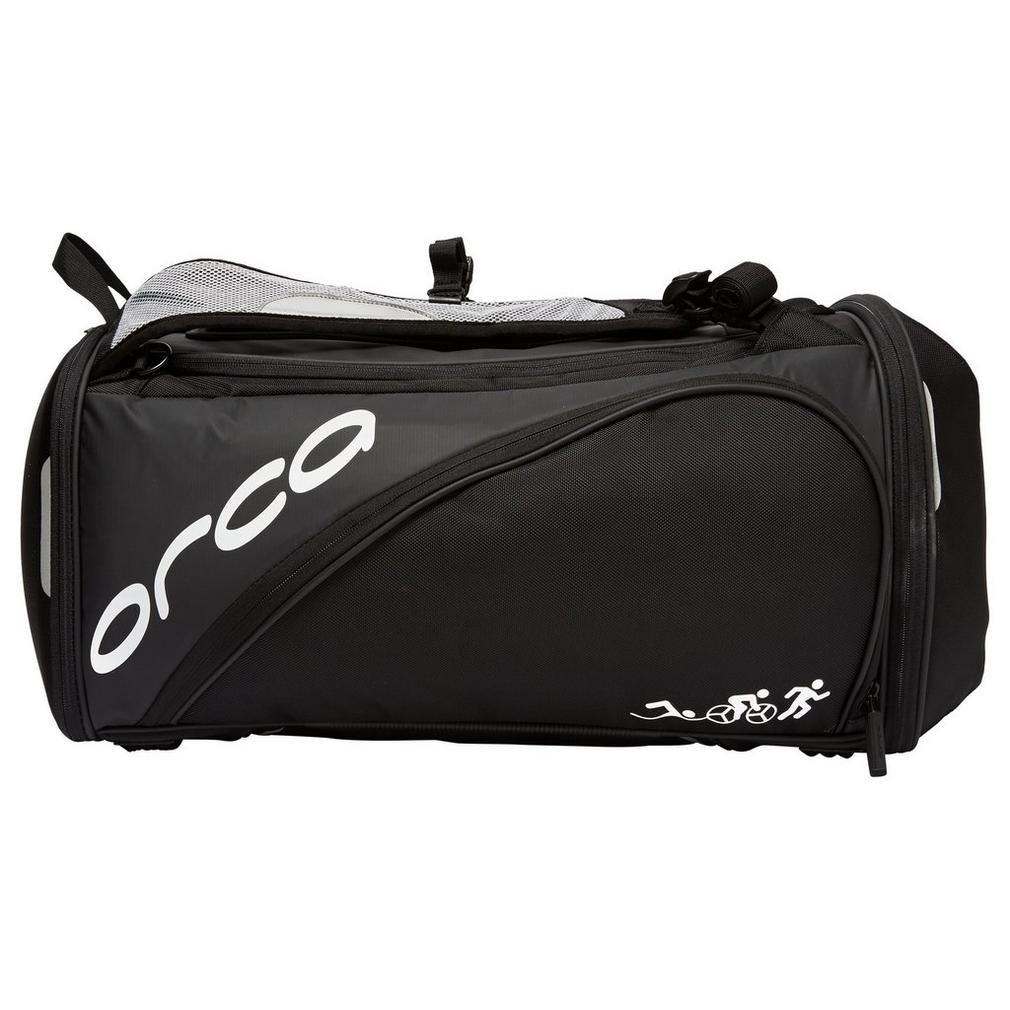 ORCA(オルカ) 自転車 トライアスロン バックパッカー トランジションバッグ ブラック 容量75L FVAR0001