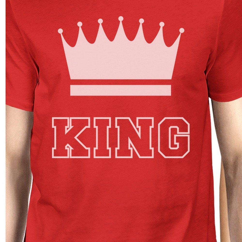 Amazon.com: 365 impresión King juego para parejas y de la ...