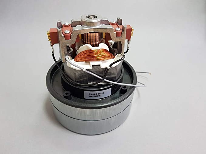 BSD Motor para Aspiradora 1000W 2 Turbinas AMETEK: Amazon.es: Hogar