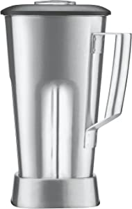 Waring Commercial Stainless Steel Container, 64-Ounce