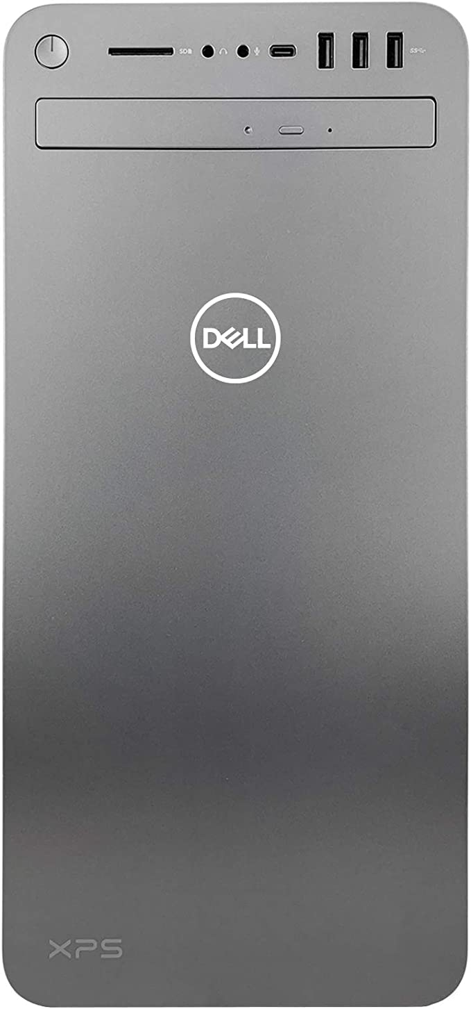 Dell XPS 8930 Special Edition Tower Desktop - 9th Gen Intel 8-Core i9-9900K CPU up to 5.00 GHz, 32GB Memory, 1TB Hard Drive, NVIDIA GeForce GTX 1050Ti 4GB GDDR5, DVD Burner, Windows 10 Home, Silver | Amazon