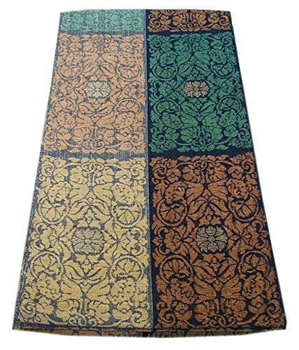 速報フロー髄博多着物市場 きものしらゆり 紬 袋帯 仕立て上がり 正絹