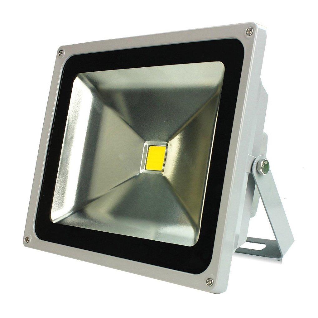 Tanli 20W Blanco Cálido Luz Proyector LED Foco proyector de Luz ...