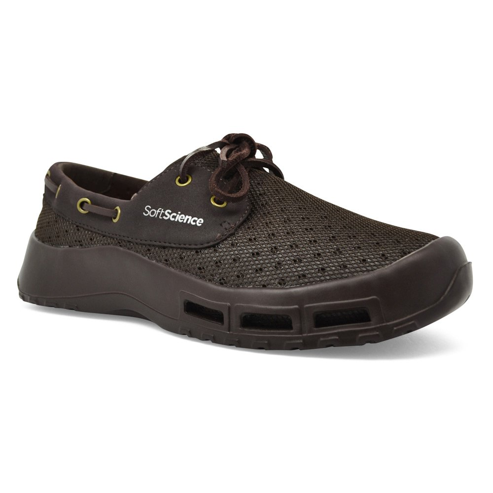 228193e3c448 Amazon.com  SoftScience Men s The Fin Athletic Boating Shoes  Shoes