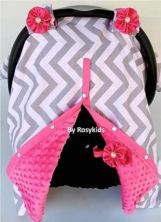 Amazon.com: Rosy niños bebé silla de cubierta de toldo 1 ...