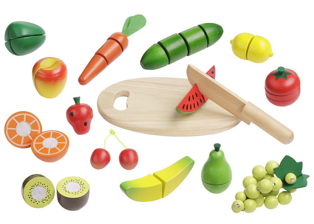 howa großes Schneideset Obst & Gemüse