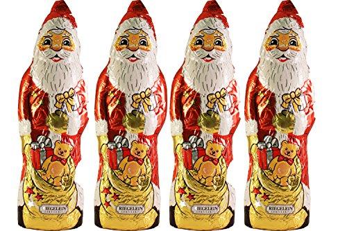Imported Riegelein Santa 4pack 4 x 150g