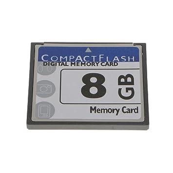 Tarjeta De Memoria Digital 8gb Cf Para Cámaras Teléfonos Móviles Gps Mp3 Y PDA: Otros: Amazon.es: Videojuegos