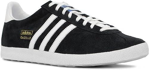 adidas Gazelle Black: Amazon.co.uk