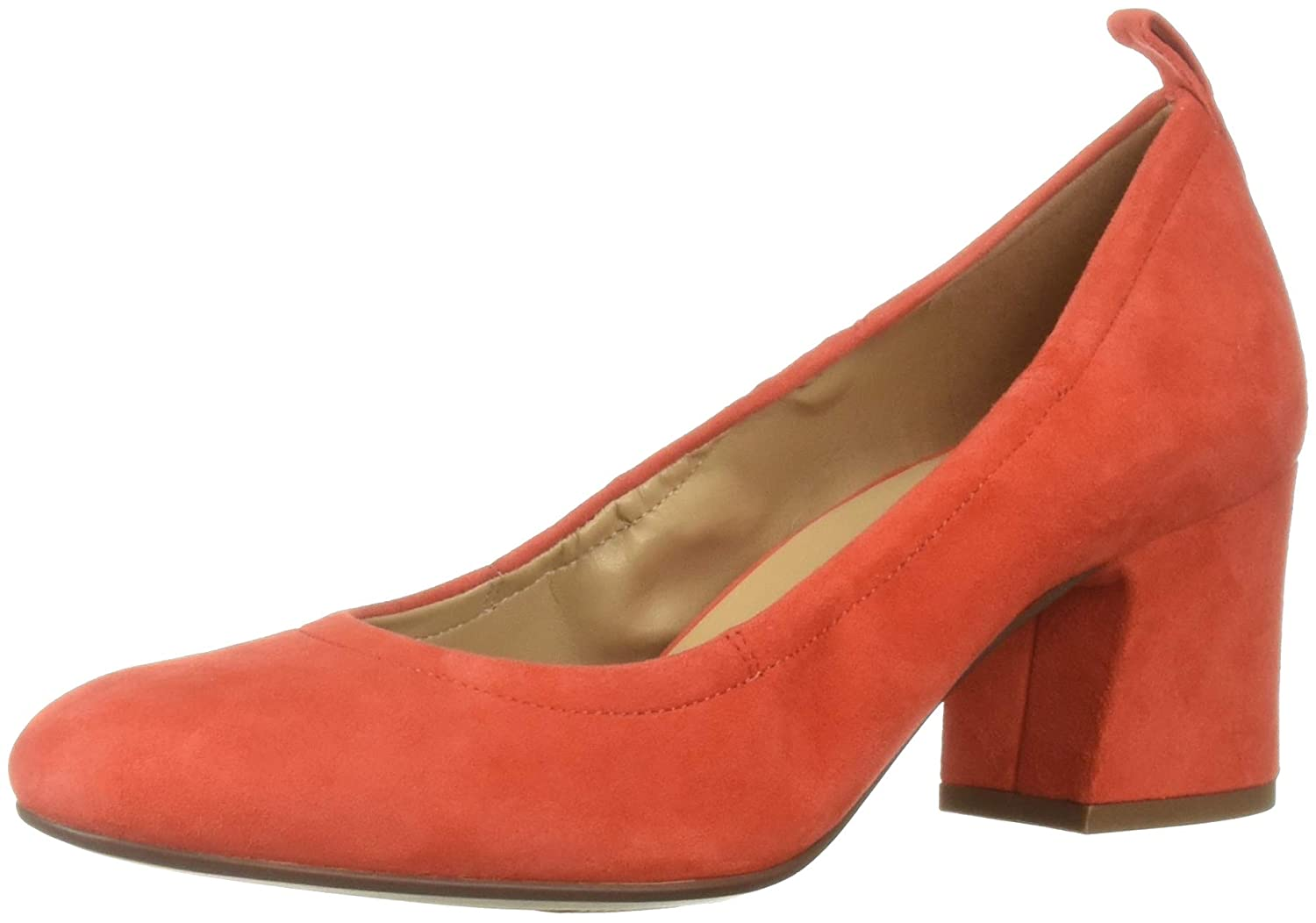 orange Naturalizer Womens Dalee Pump