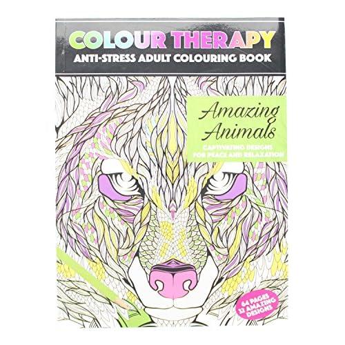 70%OFF Impresionante libro para colorear con dibujos de animales ...