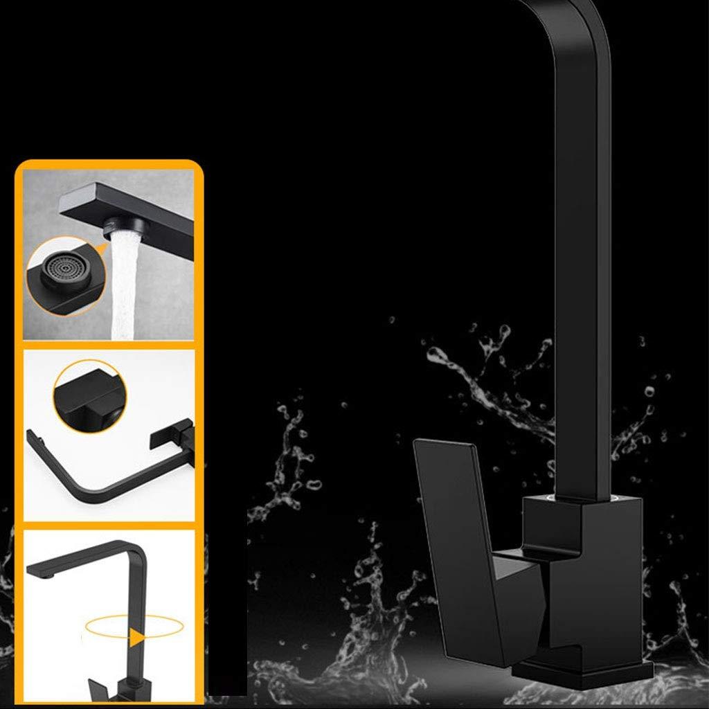 BASIN Vasche 2 Vasca Lavelli 60//40 Acciaio Inossidabile Nano 800 Millimetri X 450 Millimetri ZYSMP1204 Montaggio In Alto