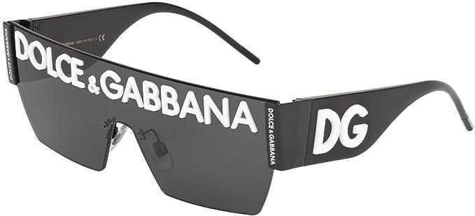Amazon.com: Gafas de sol Dolce&Gabbana DG2233 01/87-43 ...