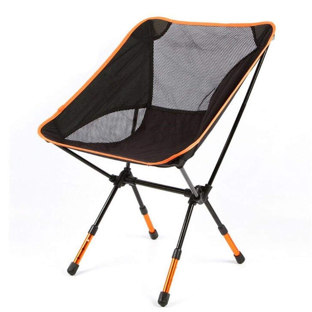XAJGW Camping Chair Lightweight Folding Chair with Carry Bag for Hiking,Fishing,Beach Heavy Duty 240 lb Capacity
