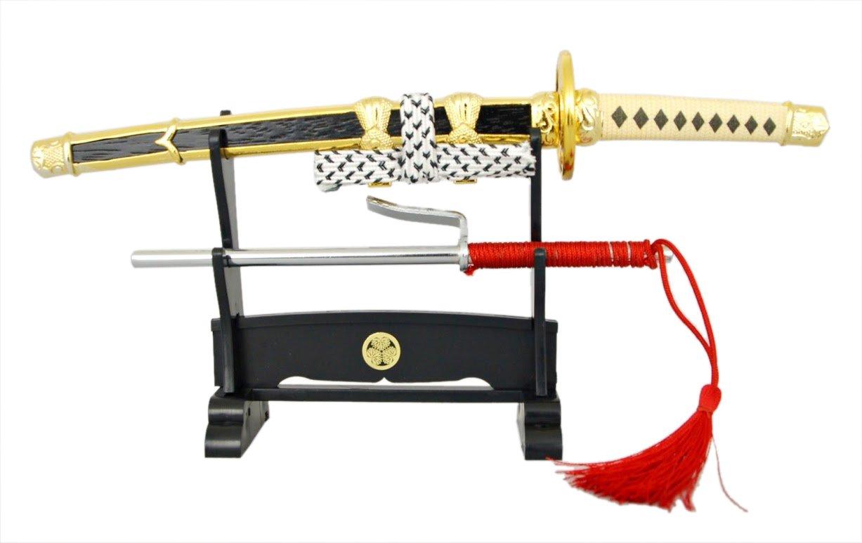 Japonés abrecartas Samurai/Ninja miniatura histórico reproduction17 Letter Opener 220